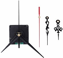 EXCEART Clock Movement Mechanism with 2 Pairs of