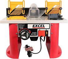 Excel Table Router Cutter 240V with Variable Speed