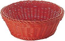 Excèlsa Basket Round, Orange, 20