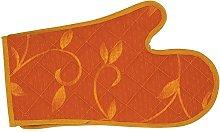 Excèlsa Orange Quilted Oven Glove