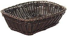 Excèlsa Weave Basket 24 X 18 cm, Grey