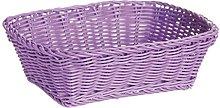 Excèlsa Weave Basket 24 X 18 cm, Lilac