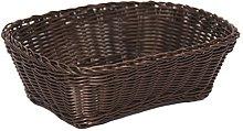 Excèlsa Weave Basket 24 X 18 cm, Wenge
