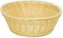 Excèlsa Woven Basket, 20 cm, Cream