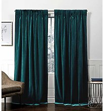 Exclusive Home Curtains Curtain Panel, Polyester,