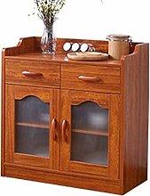 EXCLVEA Sideboard Sideboard Cabinet Storage