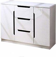 EXCLVEA Sideboard Sideboard Locker Modern