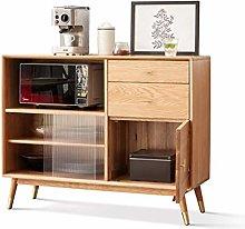 EXCLVEA Sideboard Sideboard Nordic Tea Cabinet