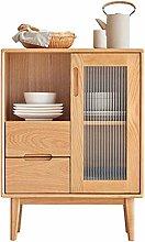 EXCLVEA Sideboard Sideboard Simple Living Room Tea