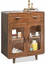 EXCLVEA Sideboard Sideboard Wine Cabinet Modern