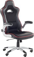 Executive Chair Black with Red MASTER