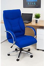 Executive Chair Symple Stuff Colour (Upholstery):