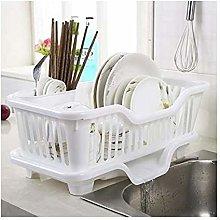 Exelcius® Plastic Kitchen Sink Dish Drainer
