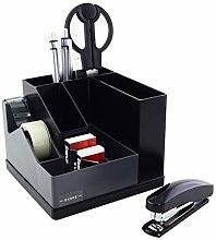 Exerz Desk Organiser/Pen Holder/Desk Tidy/Swivel