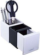 EXERZ Extendable Desk Organiser/Desk Tidy/Pen Tidy