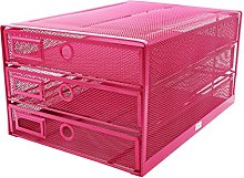 Exerz Paper Sorter 3 Drawer Wire Mesh A4 / Desk