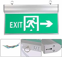 Exit Lighting Sign Wear Resistant Durable