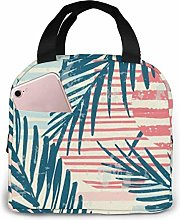 Exotic Pattern Lunch Bag Reusable Lunch Box Lunch