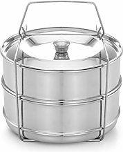 Expresso Stackable Steamer Insert Pans for Instant