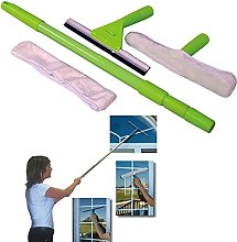 EXTENDABLE Telescopic Window Cleaning Set KIT