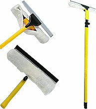 Extendable Window Cleaning Kit 3.5m Telescopic