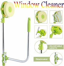 Extendable Window Squeegee with Telescopic