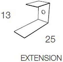 EXTENSION ACCESSORY FOR LIBRARIES PTOLOMEO PTPRW