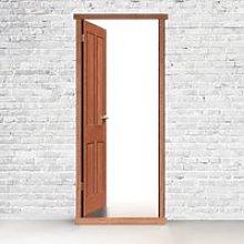 Exterior LPD Hardwood Door Frames for Single Doors