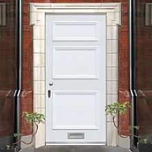 Exterior Victorian Seacole 3 Panel Made to Measure