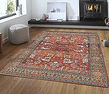 Extra Large Area Rugs For Living Room, Retro
