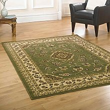 Extra Large Classic Oriental Persian Style Floral