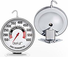 Extra Large Dial Oven Thermometer Clear Large