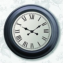 Extra Large Over Sized Vintage Style Wall Clock In