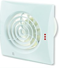 Extractor Fan Quiet 150mm, with Ball-Bearing Motor