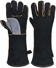 Extreme Heat & Fire Resistant Gloves Leather with