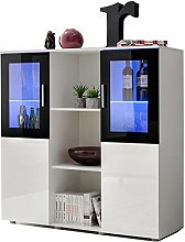 ExtremeFurniture Dream Display Cabinet Sideboard,
