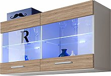 ExtremeFurniture T25 Wall Display Cabinet, Carcass