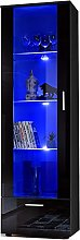 ExtremeFurniture T40 Tall Display Cabinet, Carcass