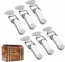 Eyech Set of 6 Stainless Steel Cabinet Spring