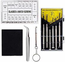 Eyeglasses Repair Tool Kit, 1000PCS Eyeglass