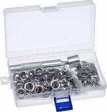 Eyelets Tool Kit, Eyelet Kit for Tarpaulin 12mm