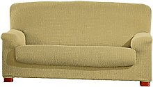 Eysa Dam Sofa Cover, Beige