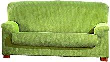 Eysa Dam Sofa Cover, Fabric, Green