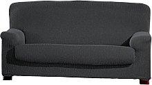 Eysa Dam Sofa Cover, Fabric, Grey