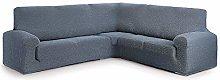 Eysa Sofa Cover, Blue, 600