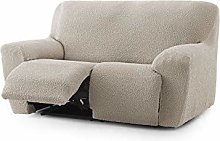 Eysa Sofa Cover, Ecru, 3 Seats