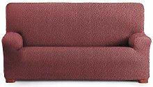 Eysa Sofa Cover, Red, 2 Seats