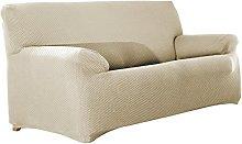 Eysa Sucre Sofa Cover, Fabric, Ecru