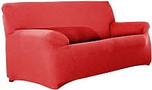 Eysa Sucre Sofa Cover, Polyester, Orange