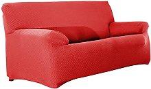 Eysa Sucre Sofa Cover, Polyester, Orange